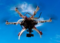 Drones are entering the construction trade!