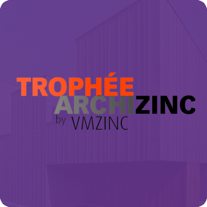 6th edition of Archizinc Trophy Contest